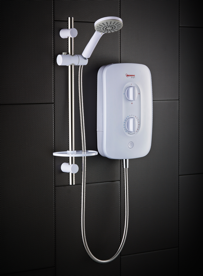 Bright - Bright 10.5kW Multi Connection Electric Shower - RBS10 - 3