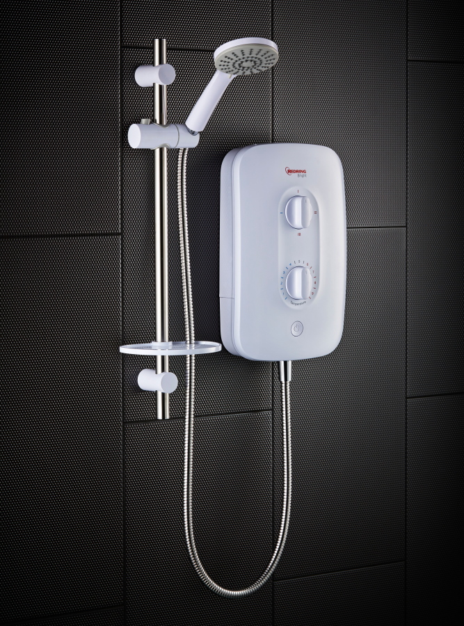 Bright - Bright 9.5kW Multi Connection Electric Shower - RBS9 - 3