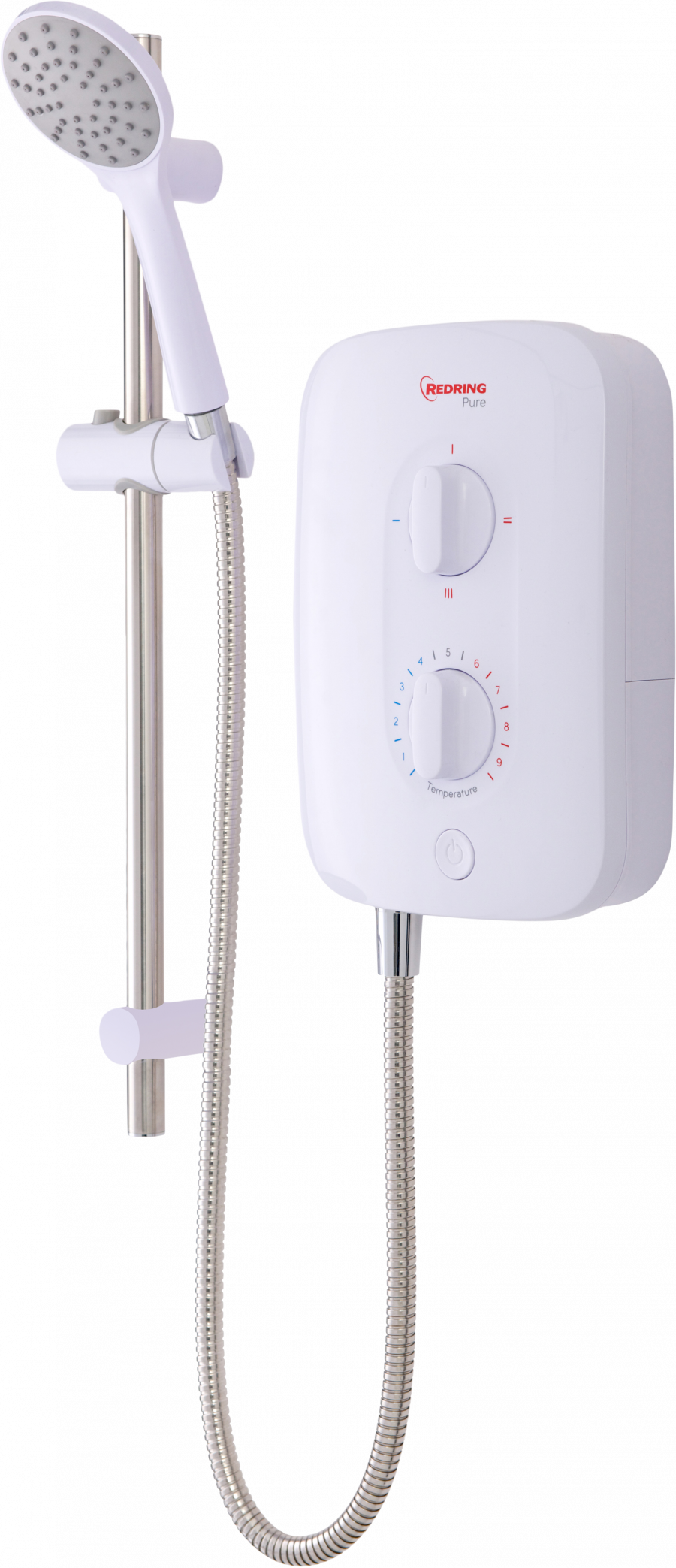 Pure - Pure 10.5kW Instantaneous Electric Shower - RPS7 - 2