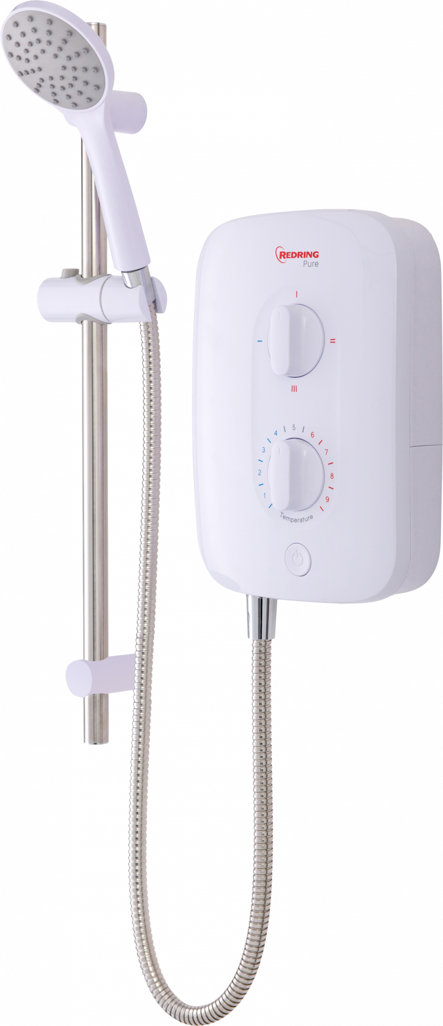 Pure - Pure 9.5kW Instantaneous Electric Shower - RPS9 - 1
